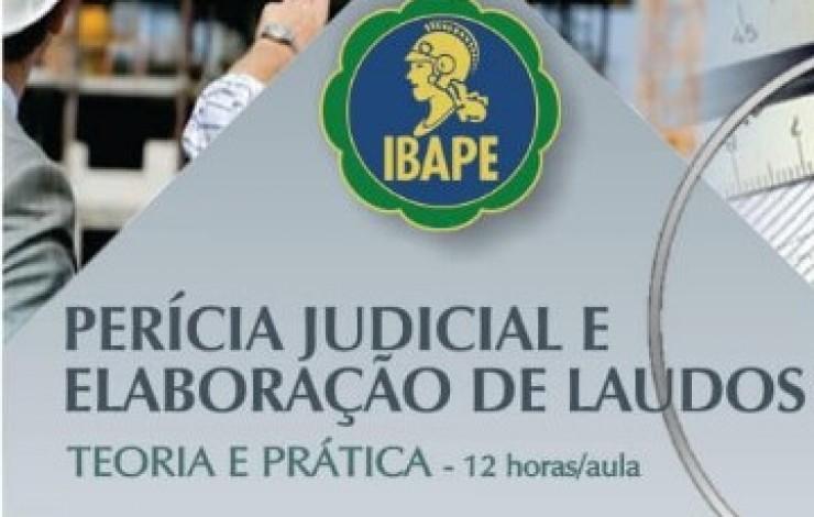 CURSO DE PERÍCIA JUDICIAL E ELABORAÇÃO DE LAUDOS - TEORIA E PRÁTICA