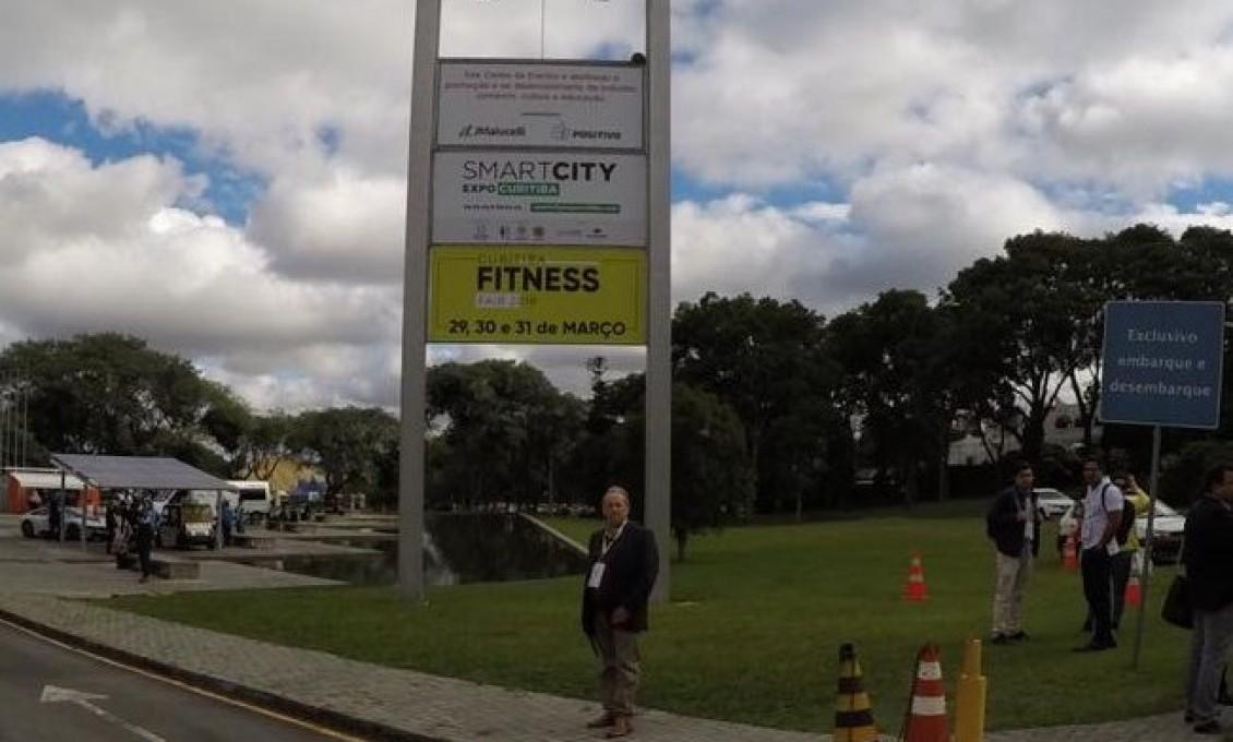 IBAPE NACIONAL PARTICIPOU DA SMART CITY EXPO CURITIBA.